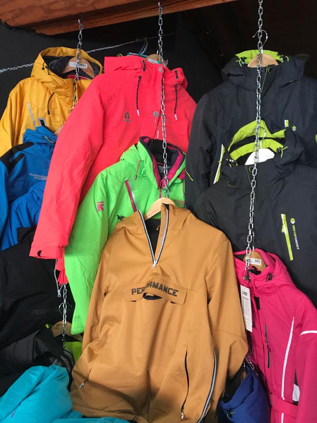 Одежда для катания